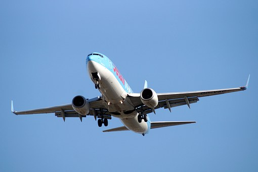 Aviation, Aircraft, Traveling, Jetairfly Boeing 737-8bk