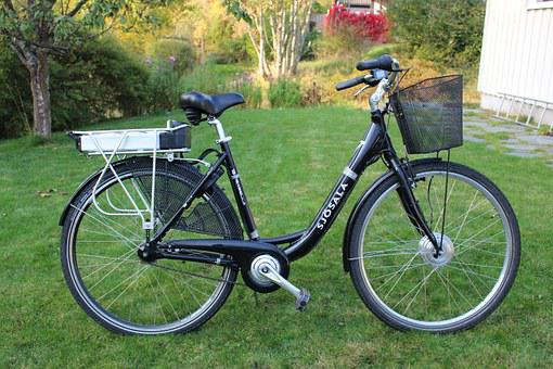 Electric, Women's Bicycle, Electric Bike