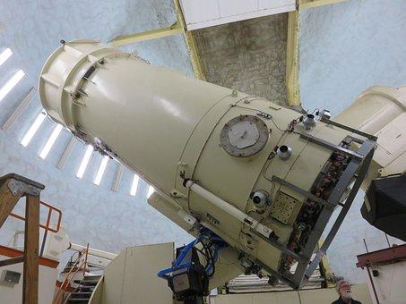 Telescope, Observatory, Mcdonald Observatory, Astronomy