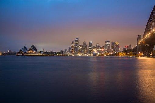 Sydney, Australia, Sydney Opera House, Sydney Harbour
