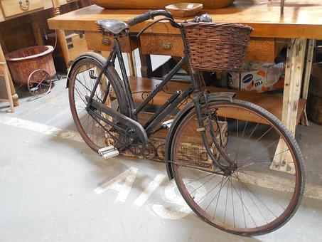 Bicycle, Wheel, Bike, Cycle, Sport, Cycling, Vintage