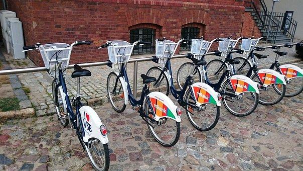 Bike, Communication, Transport, Wheel, By Bike, Spokes
