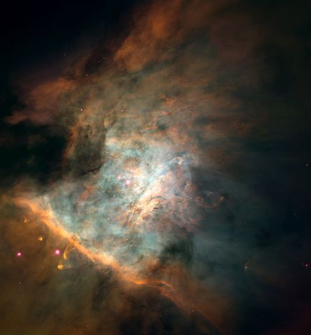 Orion Nebula, Emission Nebula, Constellation Orion