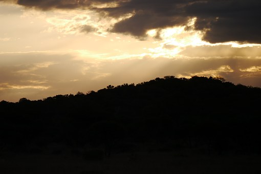 Sunrise, Nature, Hill, Frisch, Uninhabited, Sun