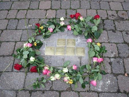 Stolpersteine, Hockenheim, Memorial, Stumbling Blocks