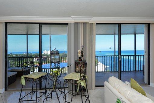 Penthouse, View, Siesta, Key