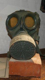 Augsburg, Fugger, War, Mask, Luftschutz Mask