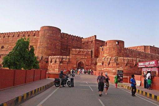 Agra Fort, Unesco World Heritage, Main Entrance