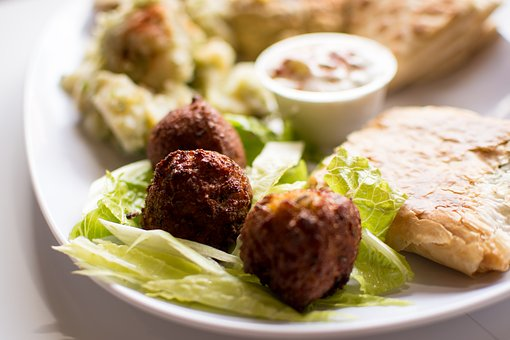 Hummus, Falafel, Authentic Greek, Greek Food, Mezes