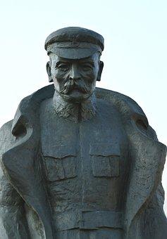 Jozef Pilsudski, Monument, Marshal, Polish