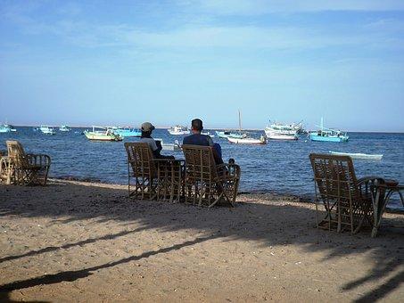 Sea, Peace Of Mind, The Sentiment, Vanishing, Boat