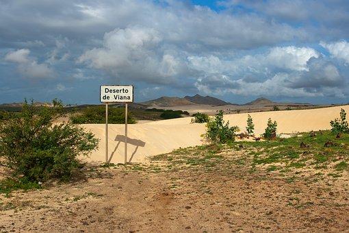 Deserto De Peruviana, Desert, Sand, Boa Vista