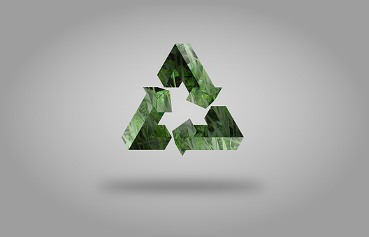Triangle, Plants, Abstract, Penrose Triangle, Arrows