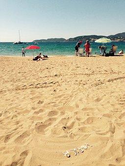 Ibiza, Beach, Sea, Sand Beach, Holiday, Holidays, Sun