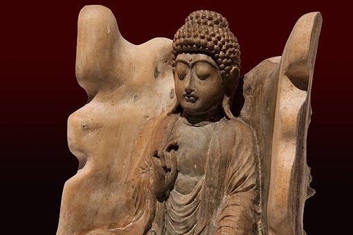 Buddha, Siddhartha Gautama, Founder, Peaceful