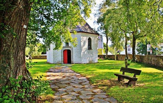 Chapel, Church, Small Church, Building, Architecture