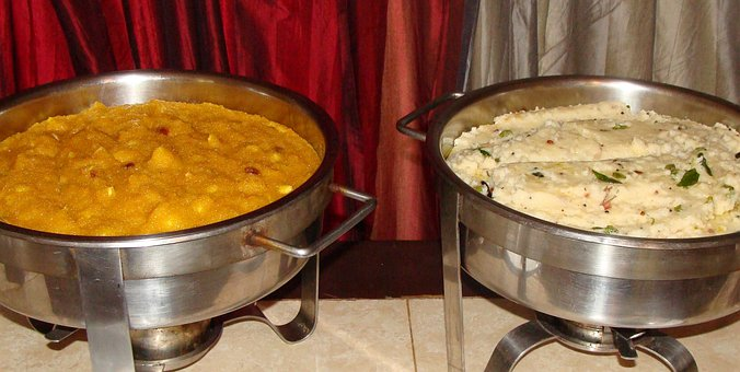 Chowchow, Cooking, Pot, Halva-upma, South Indian Food