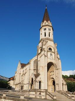 Wallfahrtskirche La Visitation, Church, Annecy