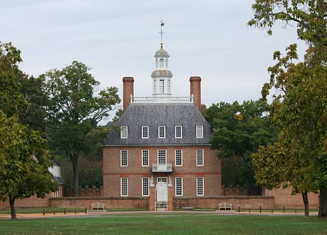 Governor's Palace, Colonial Williamsburg, Museum