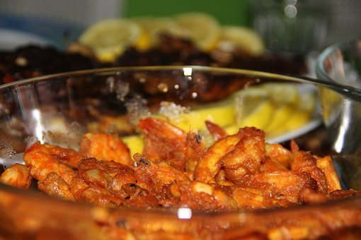 Shrimp, Curry, Spice, Taste, Eat, Indian, Indian Snacks