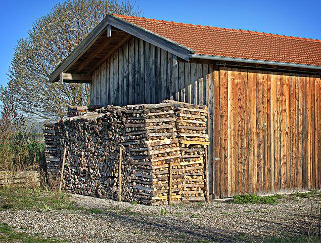 Energy, Firewood, Wood, Scale, Stock, Stack, Holzstapel