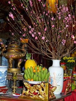 Vietnam, Asia, Hanoi, Temple, Buddhism, Animism