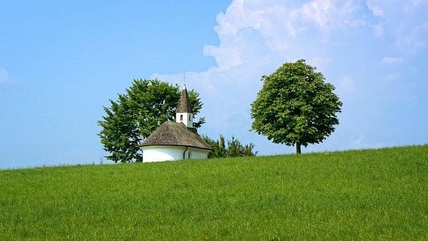 Chapel, Church, Small Church, Building, House Of Prayer