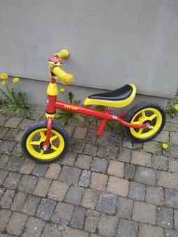 Child's Bike, Impeller, Kettler