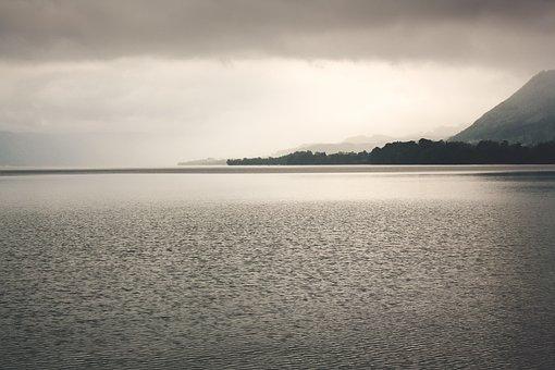 Water, Lake, Lakeside, Waterfront, Mountain, Nature