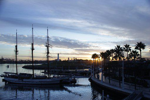 Shoreline Village, Long Beach, Long Beach Waterfront