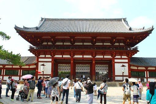 Shrine, Japan, Japanese, Landmark, Temple, Travel