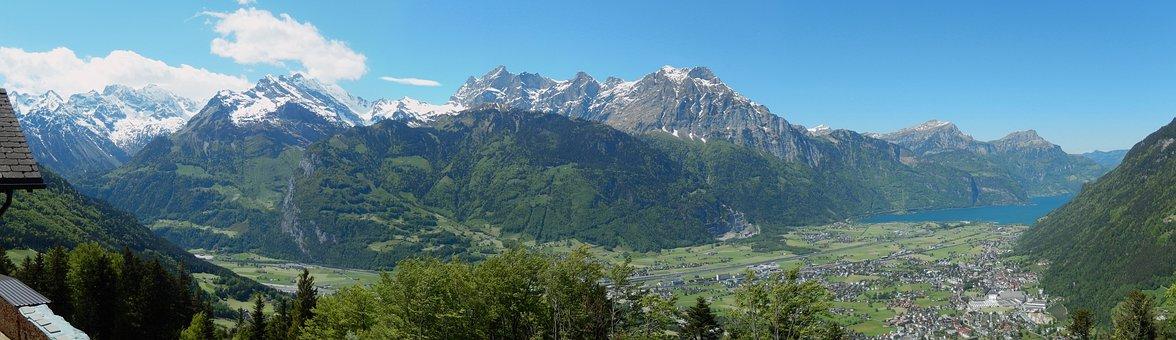 In The Canton Of Uri, Switzerland