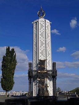 Memorial, Memory, Victims, Famine, Ukraine, Kiev