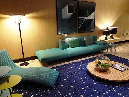 Living Room, Sofa, 2015 Color House, Luggage, Casa Cor