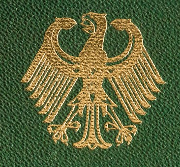 Germany, Adler, Heraldic Animal, Symbol, Coat Of Arms