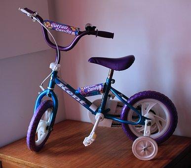 Bicycle, Bike, Cycle, Childhood, Active, Recreation