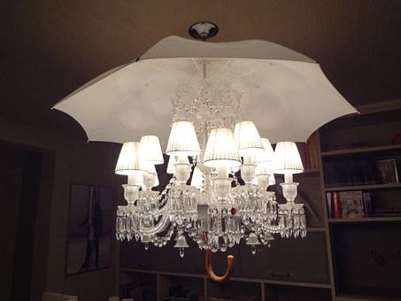 Chandelier, Light, Casa Cor