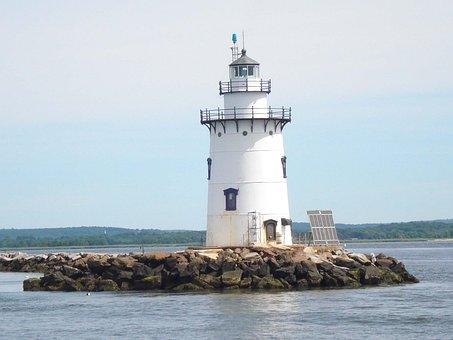 Lighthouse, Long Island Sound, Environmentally Friendly