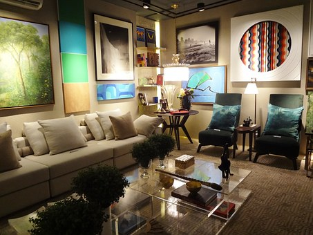 Living Room, Sofa, 2015 Color House, Luggage, Casa Cor