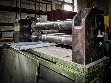 Machine, Press Alt, Hand Labor, Manufacturing