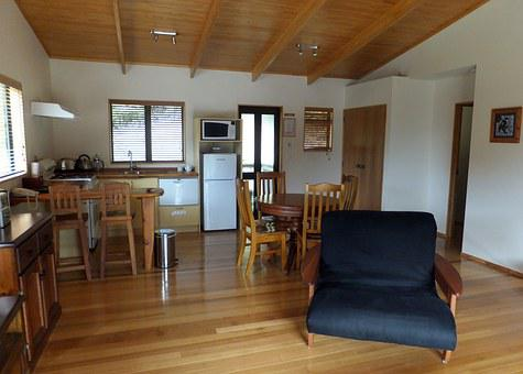 Open Plan, Apartment, Holiday Home, Modern, Interior