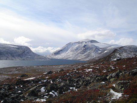 Landscape, Norway, Scenic, Mountain, Nature, Norwegian