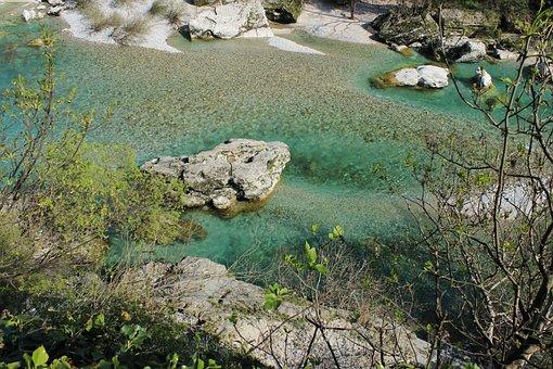 Water, Natisone River, Luca Sorgo