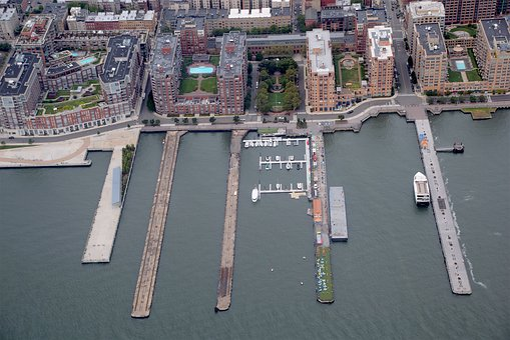 New York City, Harbor, New York, City, River, Manhattan