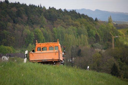 Commercial Vehicle, Vice, Landscape