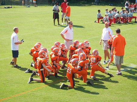 Football, Youth Sports, Coach, Sport, Youth, Ball