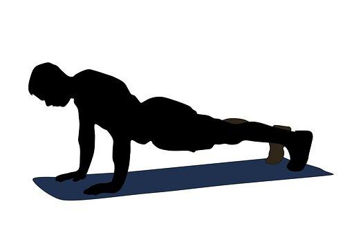 Academy, Bodybuilding, Flexion, Illustration