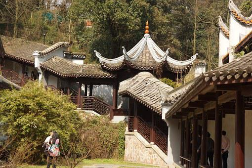 China, Ancient Architecture, Hunan University