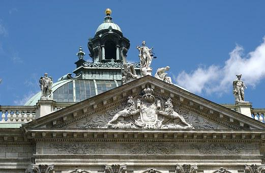 Munich, Architecture, Germany, Bavaria, Europe
