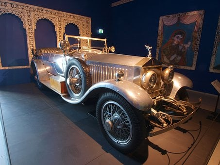 Rolls Royce 1926, Car, Automobile, Vehicle